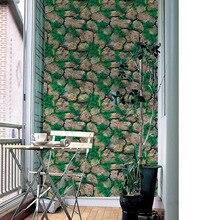 45x100 cm Klej Wklej Kamienne Naklejki Ścienne PCV Naklejki na Ścianie Salon Sypialnia Przedpokój Art Kalkomanie Home Decoration SA-1010