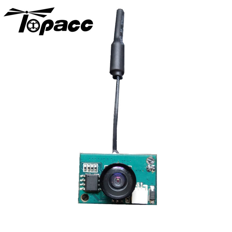 2018 New Arrival 1200TVL 120 Degree 1/4 CMOS 5.8G 48CH 25mW/200mW Switchable AIO Mini FPV Camera For Micro Racer Quad hot new orange 1200tvl cmos 2 5mm 2 8mm 130 120 degree mini fpv camera pal ntsc 5v to 12v for micro racer quadcopter