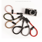 Handmade nylon Digital Camera Wrist Hand Strap Grip Paracord Braided Wristband for Nikon Canon Sony Fujiflim SLR DSLR