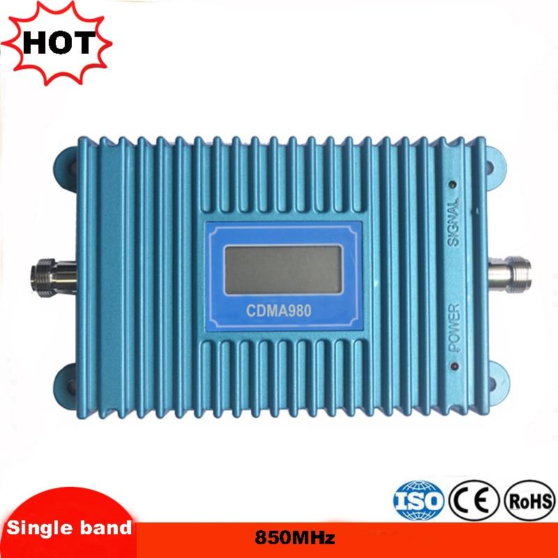 Gain 75dB CDMA Booster Repetidor De Celular 850MHz Cdma Cell Phone Signal Repeater Cdma 850 Mhz Booster