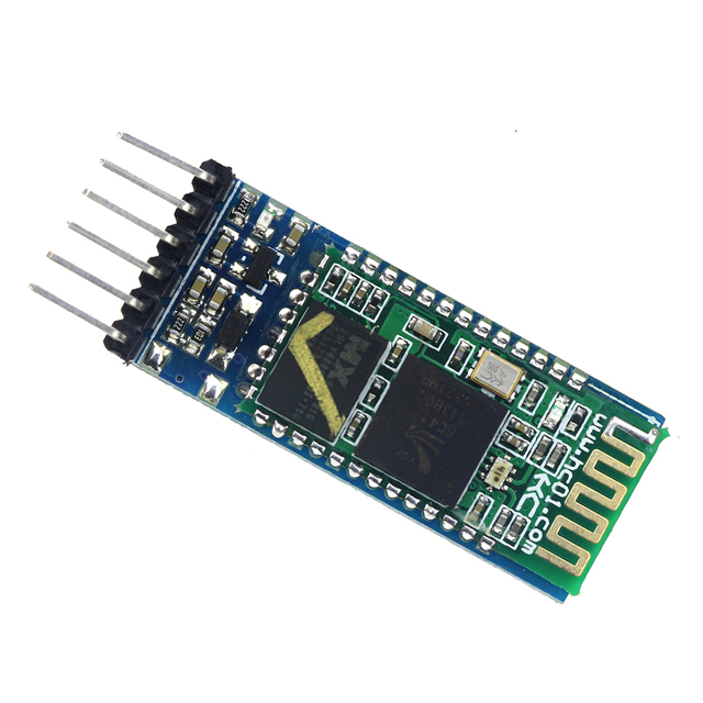 HC05 Master and Slave 6 Pins Bluetooth Module