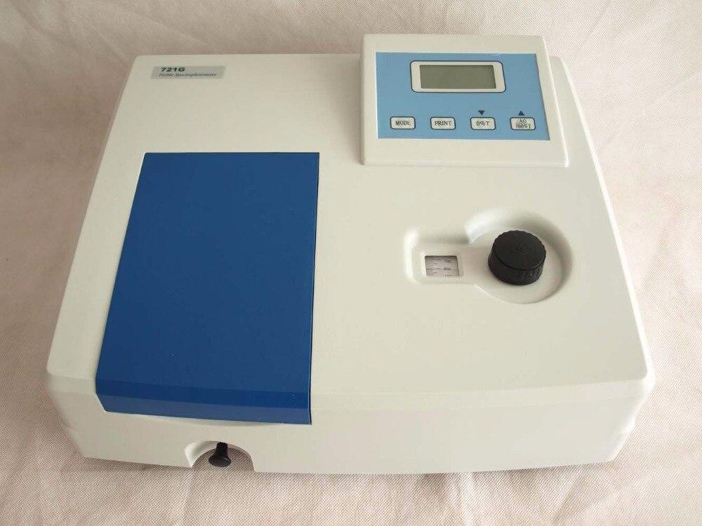 UV VIS Spectrophotometer Lab Equipment 200 1000 nm 4 nm 752N