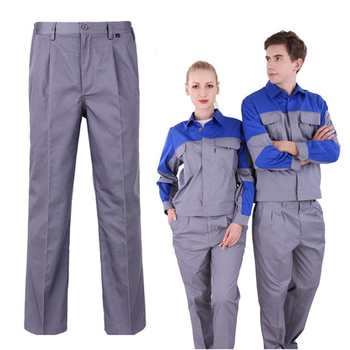 Overalls men stitching ultra-thin wear-resistant work clothes spodnie robocze quick-drying sweat-absorbent jacket+pants suit