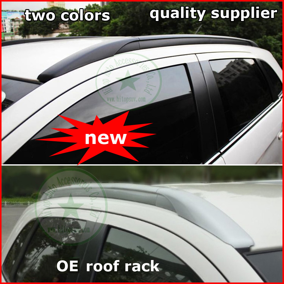 roof rack rail roof bar for Mitsubishi ASX or RVR OE style fix by screws instead