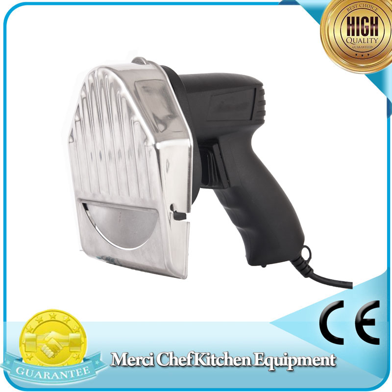 Fast delivery Kebab Slicer Kitchen Knife Doner Cutter Gyros Meat Cutting Machine two blades 110V-240V free shipping qe qh qsj a model meat cutter blades meat cutting blades