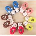 Теплые Детские Тапочки Для Девочки Мультфильм детские Тапочки Главная Обувь Крытый Полы Chaussure Enfant Fille Зимой Тапочки Дети