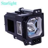 Kompatybilny BHL-5010-S dla JVC telewizor z dostępem do kanałów DLA-RS10 DLA-20U DLA-HD350 DLA-HD750 DLA-RS20 DLA-HD950 lampa projektora z obudową