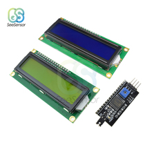 1602 LCD Module Blue/Yellow Backlight Screen with IIC/I2C 16