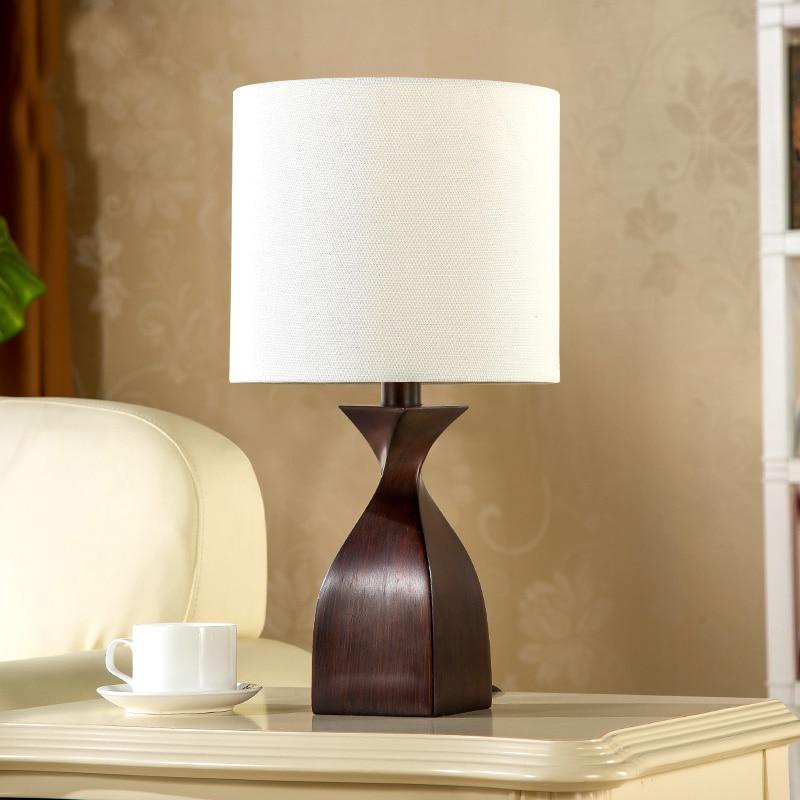 Modern European-style Table Lamp Bedside Bedroom Table Light AC 110V/220V Creative Personality DIY Home Lighting For Living Room
