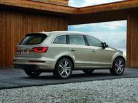 Darmowa Wysyłka 2 sztuk/partia samochodu stylizacji Samochodów Canbus Lampy Led H15 światła dzienne Dla Audi Q7 (4L)