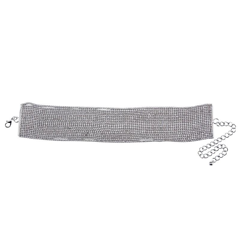 HTB10pQsOVXXXXXBXpXXq6xXFXXXb Crystal Rhinestone Choker Necklace – Various Styles