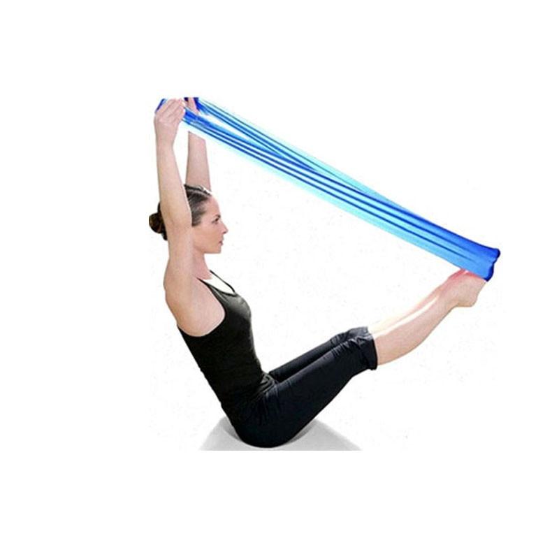 Healthy Life Pilates Yoga Workout Aerobics Stretch Band