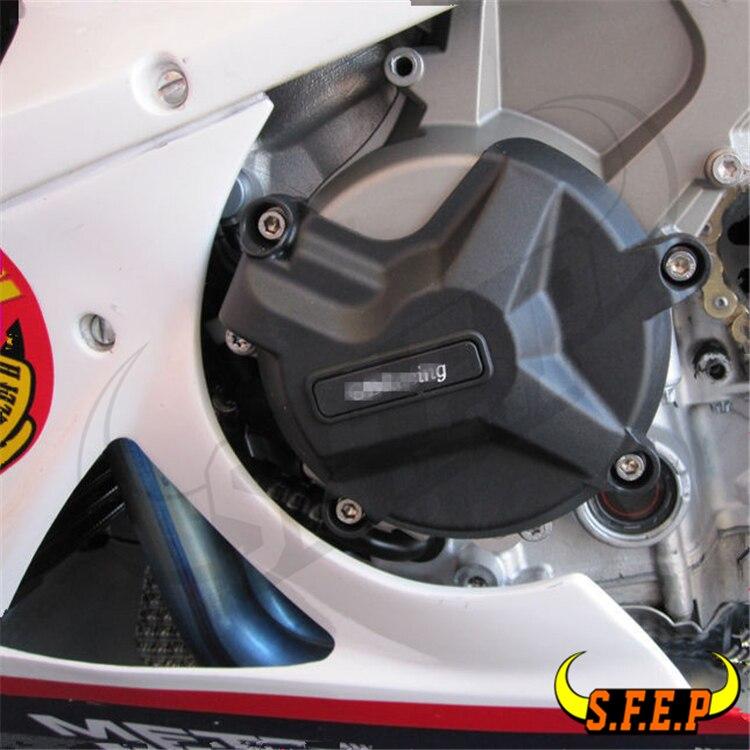Housse de protection pour moteur moto GB Racing pour BMW S1000RR & S1000R 2009-10-11-12-13-14-15-2016 noir - 3