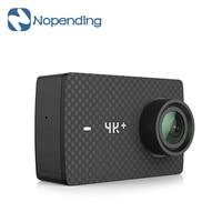 From Spain Original Xiaoyi YI 4K Action Sport Camera 4K Plus 2 19 Ambarella H2 For