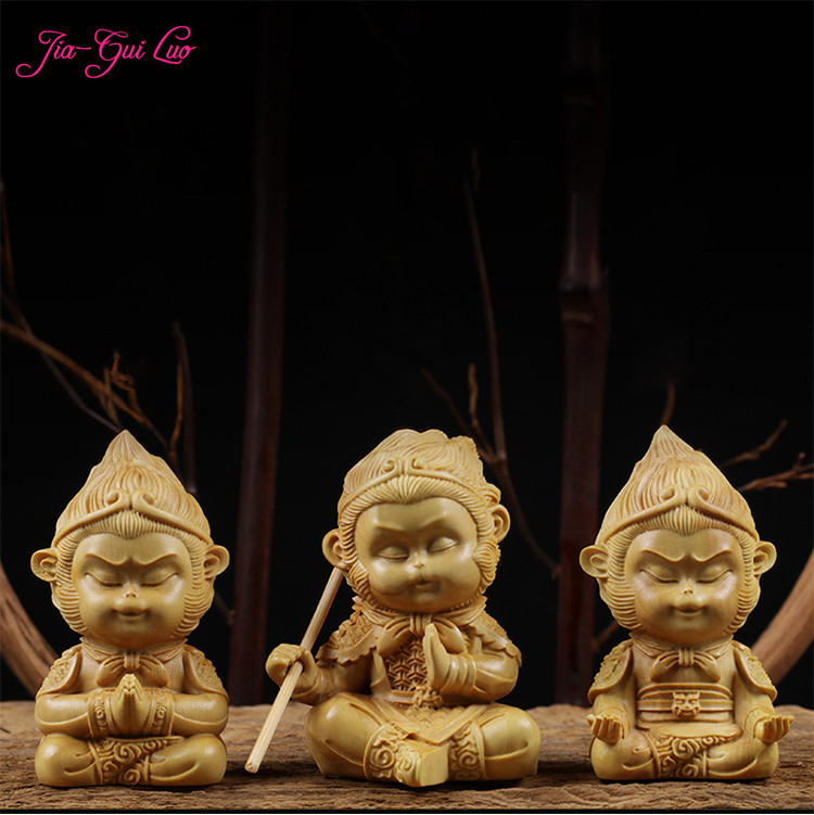 Back To Search Resultshome & Garden Home Decor High 12cm Car Interior Ornament Ornament Sun Wukong Creative Cute Monkey Cart Upload Decorative Items Home Furnishing Ornament
