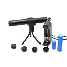 Cheap price Excellent Quality Adjustable 5mw 5 Patterns 650nm Red Beam Laser Pointer Laser Pen + 5x Star Cap + 18650 Battery+charger+holder