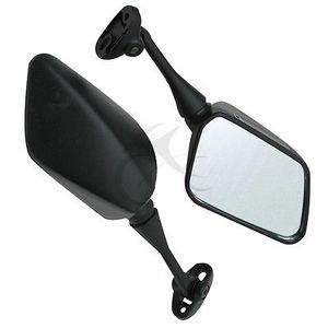 Image 2 - Black Side Achteruitkijkspiegels Voor Honda CBR600F4 1999 2000 CBR600F4I 2001 2005 Motorfiets Accessoires