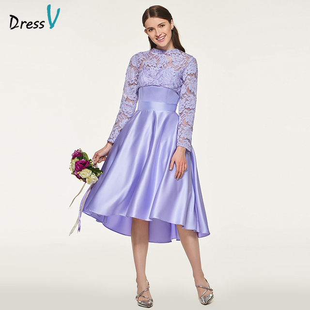 Satin Scoop Neck Dress