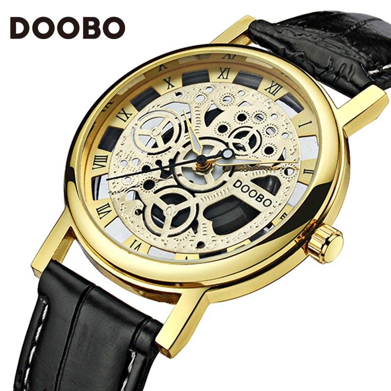 Heren Horloges Topmerk Luxe DOOBO Heren Militair Sport Polshorloge - Herenhorloges - Foto 3