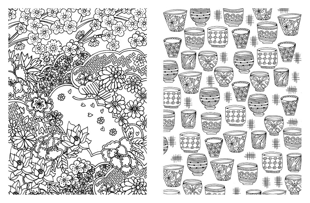 Emejing Coloring Books For Adults Art Gallery - New Coloring Pages ...