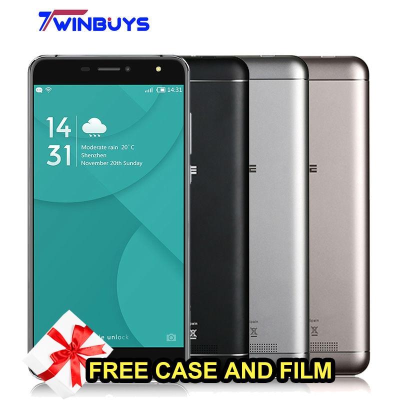 bilder für Doogee X7 Pro Handy 6,0 Zoll Android 6.0 MTK6737 Quad Core 2 GB 16 GB 13MP 3700 mAh OTG Fingerprint VR 4G LTE Smartphone