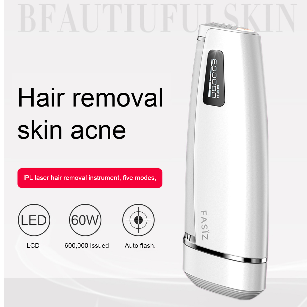 Image 5 - 1050000times 3in1 IPL Laser Epilator Hair Removal LCD Display Machine Laser Permanent Bikini Trimmer Electric depilador laser-in Epilators from Home Appliances