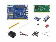 Cheaper Raspberry Pi Compute Module 3 Lite Development Kit Type A With Compute Module 3 Lite Power Adapter Micro SD card, Camera cable