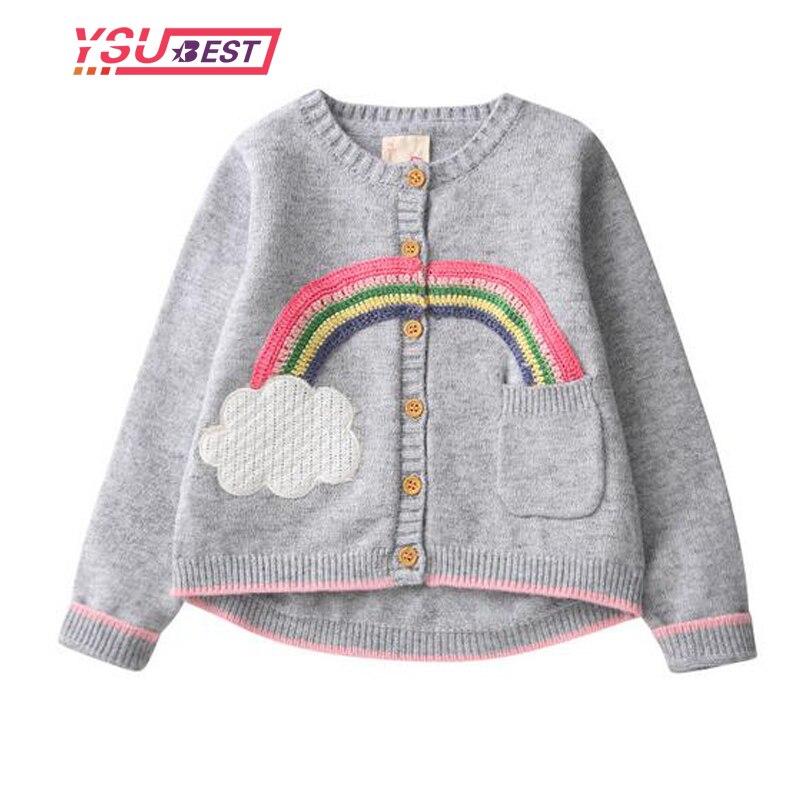Mädchen Kleidung 2018 Herbst Frühling Kinder Pullover Mädchen ...