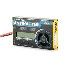Charsoon Антиматерии 250 Вт 10А Баланс Зарядное Разрядник Для Липо/NiCd/PB Батареи