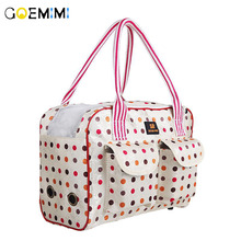 Portable Outdoor Pet Cat Dog Carrier Bag Travel Small Chihuahua Teddy Carrying Handbag Sling