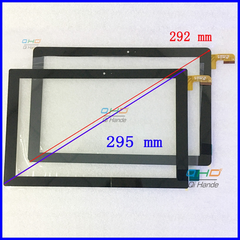 Black New 10.1 touch screen For Onda OBook 20 Plus Z8300 Touch Panel Digitizer Sensor Replacement Free Shipping new 8 inch touch screen panel digitizer sensor repair replacement parts for onda v80 plus oc801 touch free shipping
