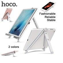 HOCO Tripé Em Pé De Mesa de Telefone Celular Titular Do Telefone Móvel Suporte Para Acessórios Para iPhone iPad Smartphones Tablet Universal