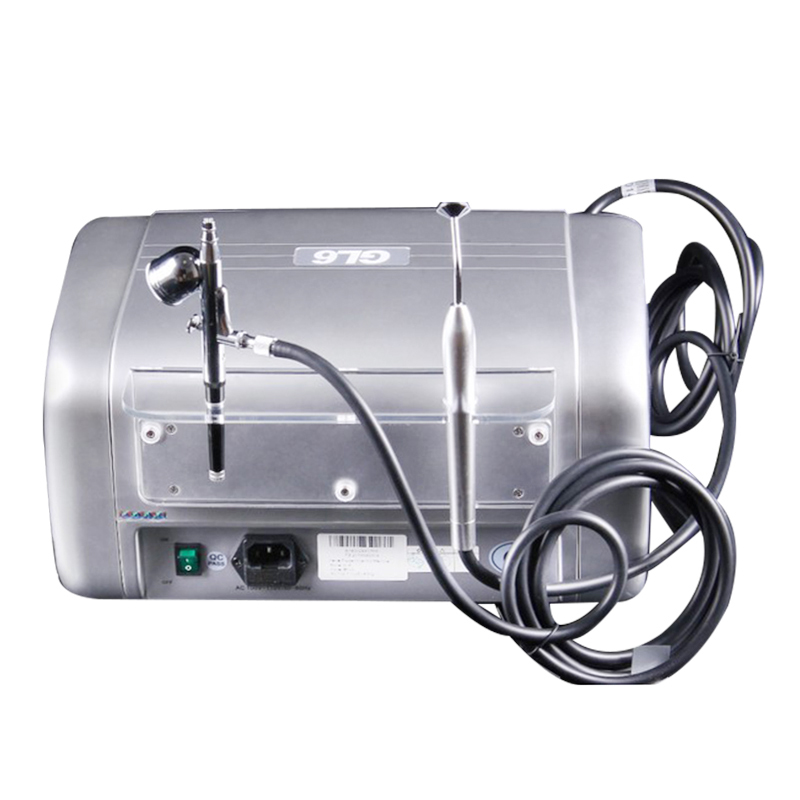 Oxygen Jet Peel therapy machine Beauty Home use Portable Oxygen Facial Machine in Face Skin Care Tools from Beauty Health
