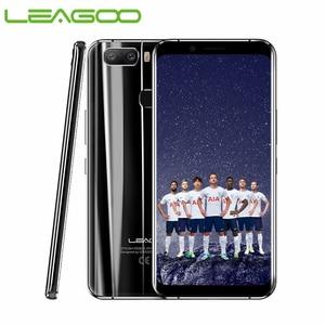 """Image 1 - LEAGOO S8 プロスマートフォン 5.99 """"FHD + IPS 2160*1080 スクリーン 6 ギガバイト + 64 ギガバイトの Android 7.0 MT6757CD オクタコアデュアルリアカム 4 グラム携帯電話"""
