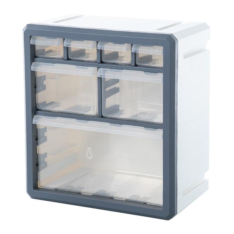 Stylo de bureau en plastique boîte de rangement de crayon Lego multi-couche armoire Rack brosse maquillage cosmétique soins de la peau tiroir Articles organisateur