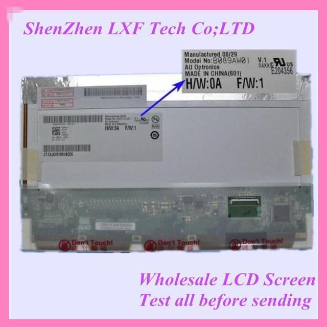 8.9 pantalla lcd led para Acer Una aguja de un A150 ZG5 KAV10 portátil B089AW01 pantalla de visualización de matriz