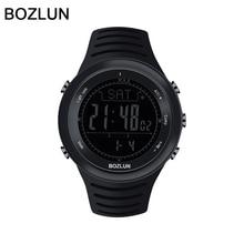 2016 BOZLUN Alta Calidad Reloj Hombre Marca horloges mannen Resistente A los Golpes kol saati erkek digital-reloj relogio masculino hombres
