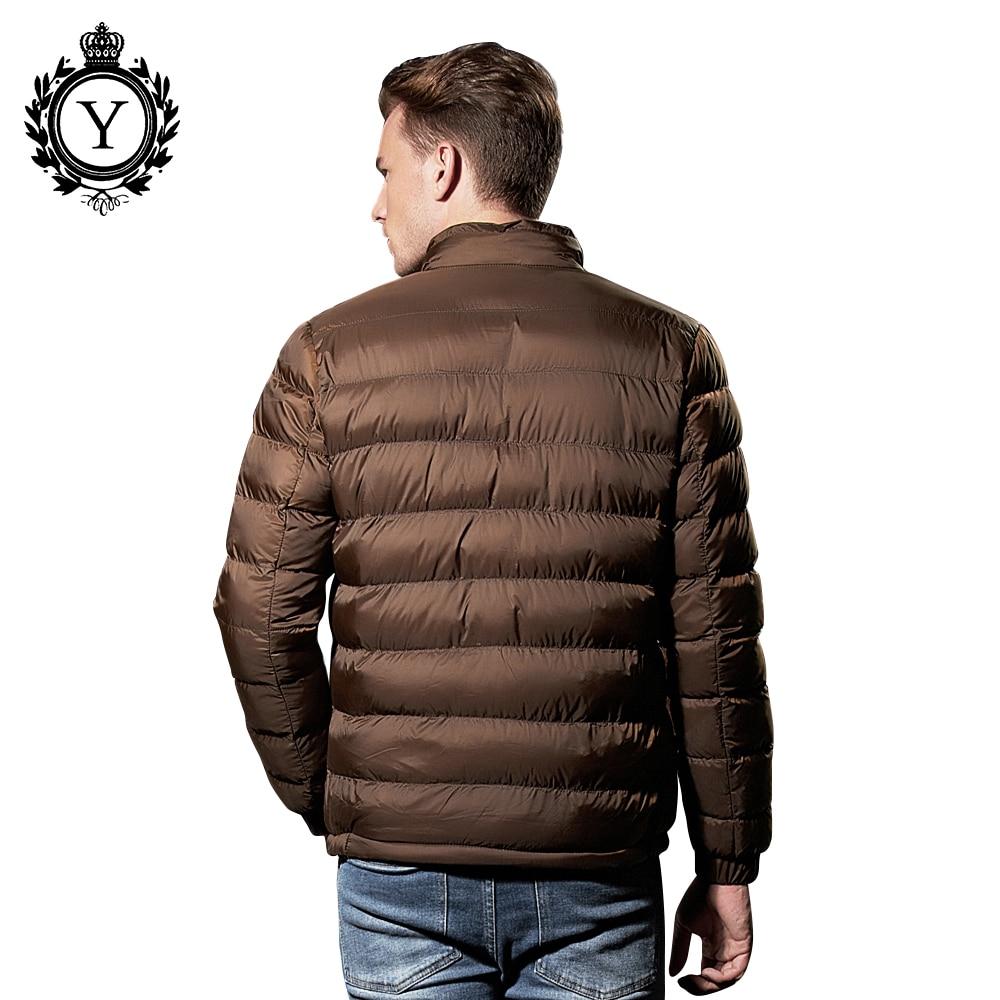 2018 COUTUDI Nueva chaqueta de primavera y otoño para hombres - Ropa de hombre - foto 4