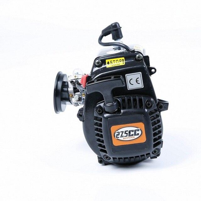 1/5 scale Rovan RC car parts Gas Baja parts 27cc 4 BOLT Engine with ...
