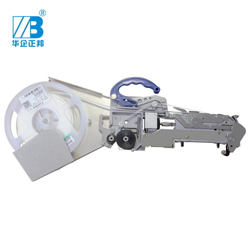 Standard Yamaha Pneumatic CL Feeder (8mm*4mm) For SMT Pick And Place Machine Brand New SMT Spare Parts YAMAHA 8*4mm Feeder JUKI