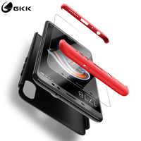Coque GKK pour Xiao mi rouge mi Note 5 plus mi 8 Lite 9 9 t SE 7 Pro coque Protection complète rouge mi 4X6 K20 Pro Y3 7 Pocophone F1 housse