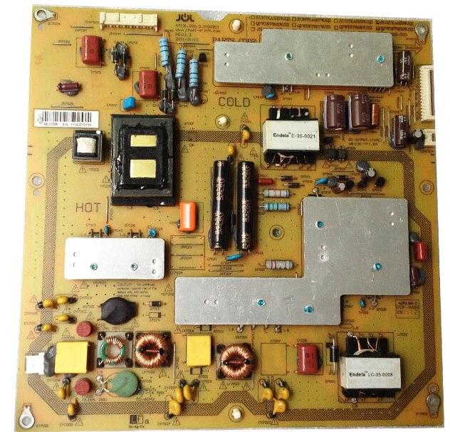 LCD-46LX530A power panel RUNTKA829WJQZ JSL4125-003 is used 46 ksz s100 sl2lv0 1 46 s100 sr4lv0 2 lcd panel pcb parts a pair