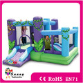 2015 Hot Selling Fast Delivery Inflatable trampoline, inflatable slide, inflatable bouncing bed, Bounce House Castle