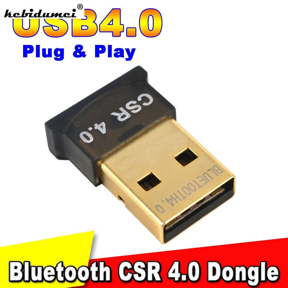 kebidumei mini usb bluetooth v 4 0 adapter dual mode. Black Bedroom Furniture Sets. Home Design Ideas