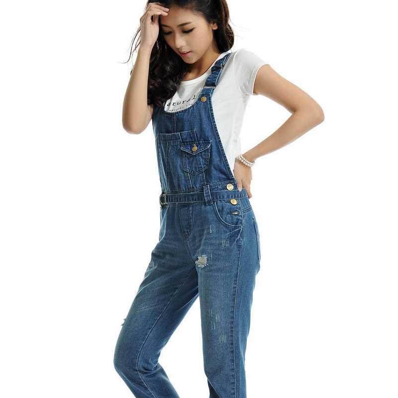 arriving new varieties where can i buy New Fashion women's jeans,Plus size Ladies' overalls ...