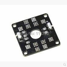 QAV250 CC3D Полет Контроллер Мини Power Distribution Board LED Control