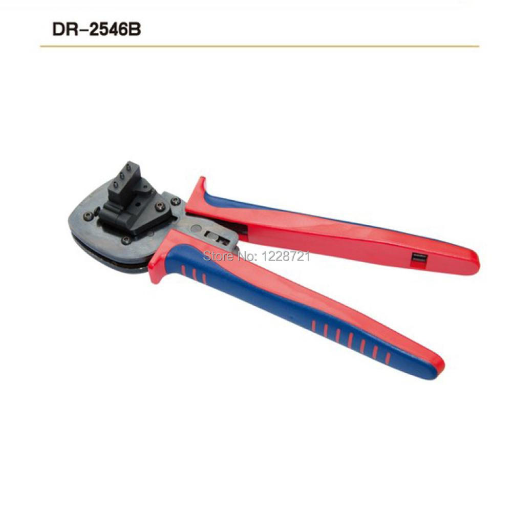 цена на A-2546B(MC4) crimping tool crimping plier 2 multi tool tools hands Solar Photoroltaic Connector MC3/MC4 Crimping Tool