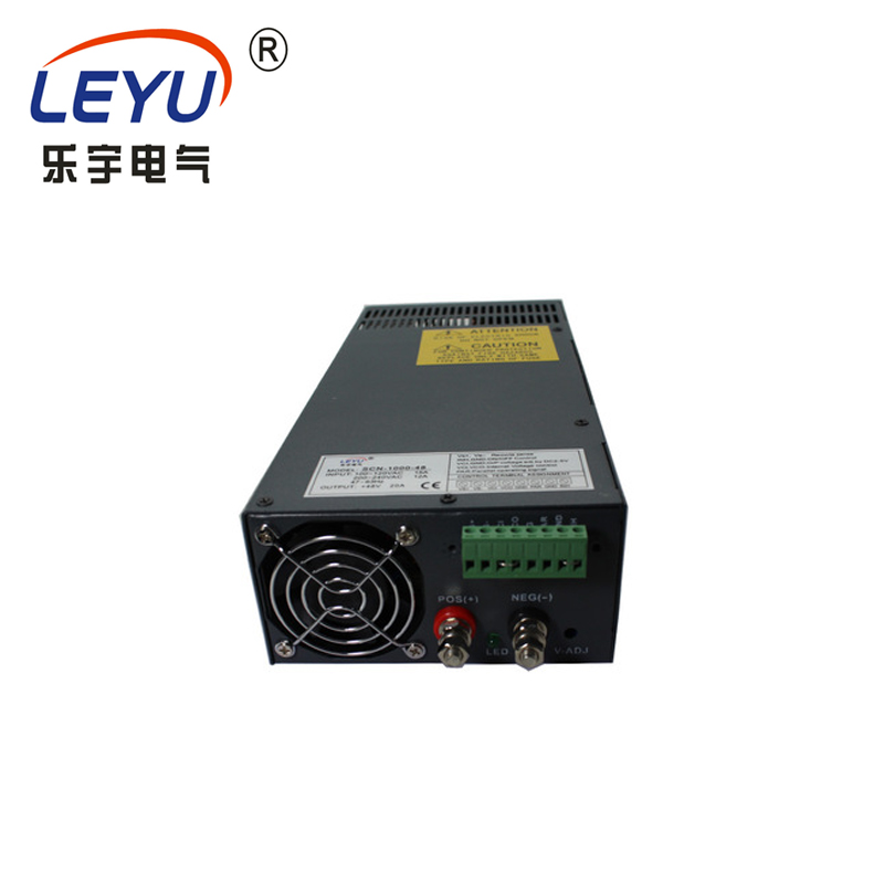 Multiple express High power SCN 600 15V single output AC DC 15V 40A power supply