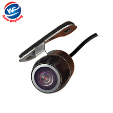 "Free Shipping HD 170"" wide viewing angle 12V New PC1363 HD chip  Night Vision Car Rear View Camera Reverse Backup CCD"