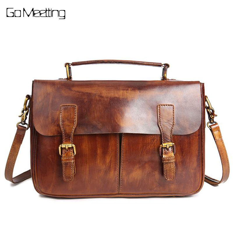Fashion Brand Genuine Leather Women Shoulder Bags 2018 New Trend Ladies Crossbody Messenger Bag For Women's Vintage Handbags new arrival 2017 vintage cow leather handbags women genuine leather shoulder bags boston bag fashion ladies crossbody bag